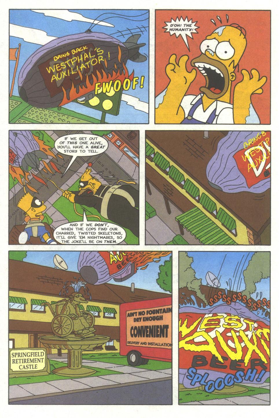 Read online Simpsons Comics comic -  Issue #37 - 19