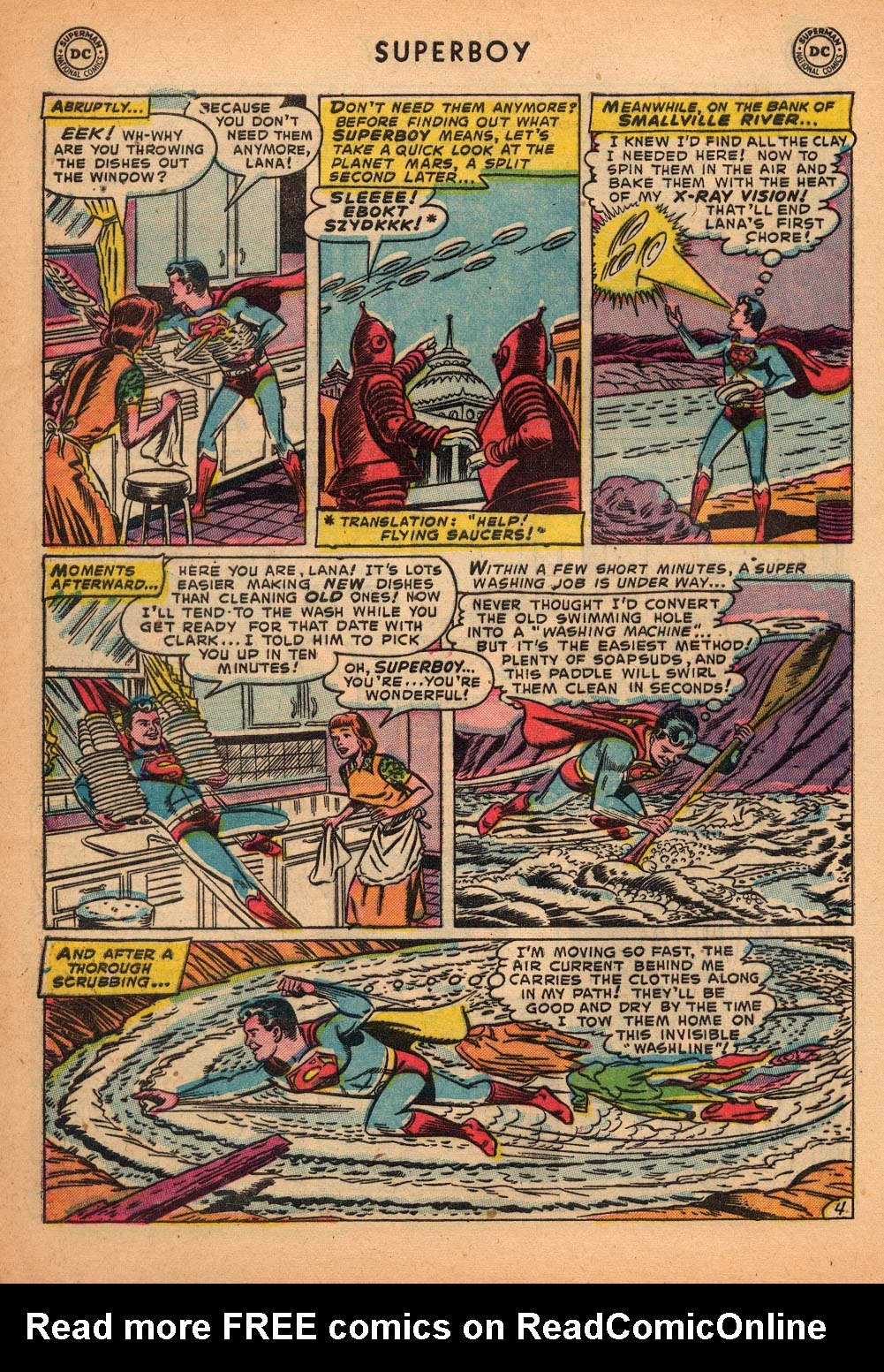 Superboy (1949) issue 25 - Page 31