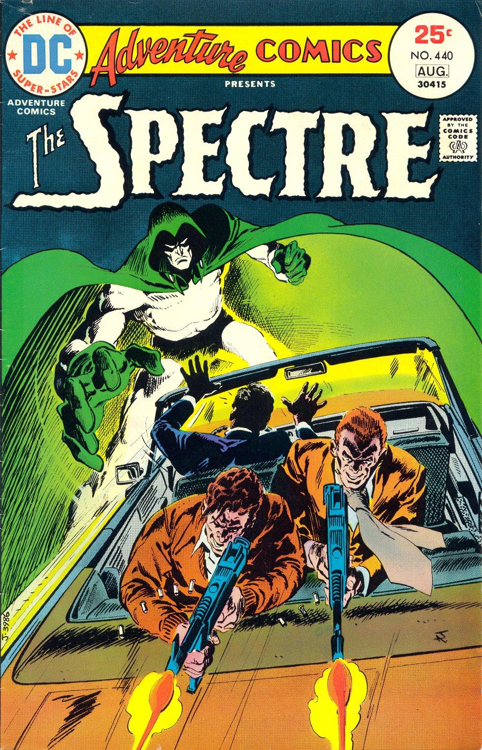 Read online Adventure Comics (1938) comic -  Issue #440 - 1