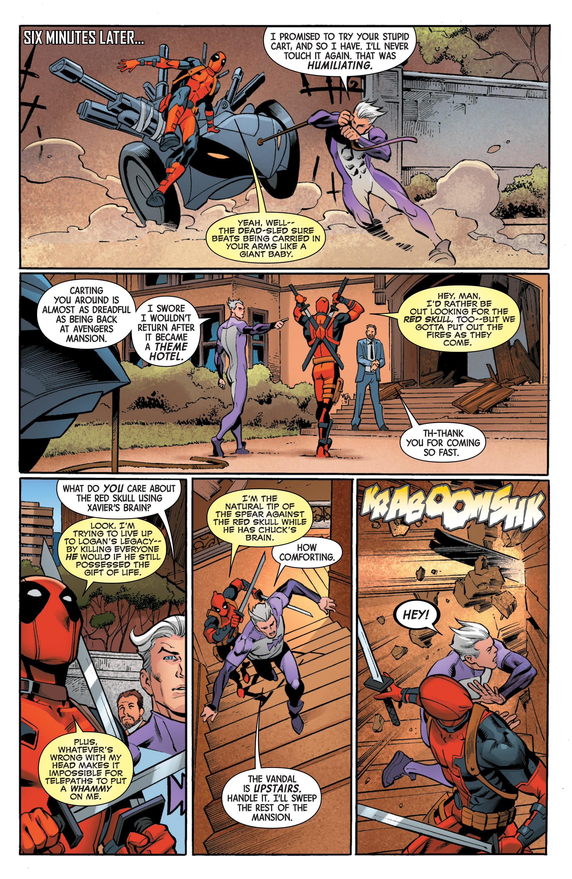 Read online Uncanny Avengers [II] comic -  Issue #6 - 5