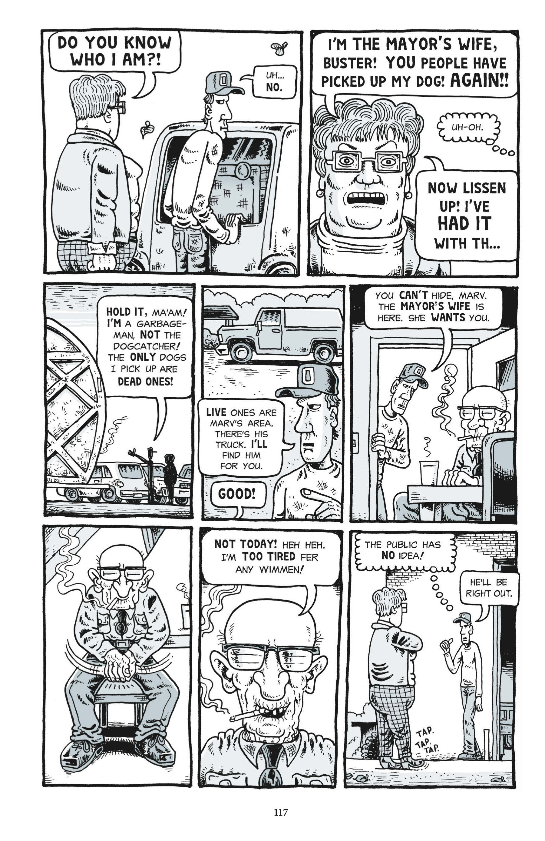 Read online Trashed comic -  Issue # Full - 113