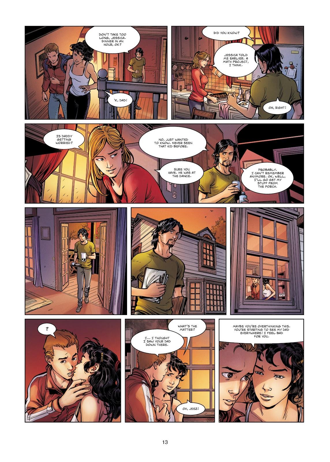 Read online Vigilantes comic -  Issue #4 - 13