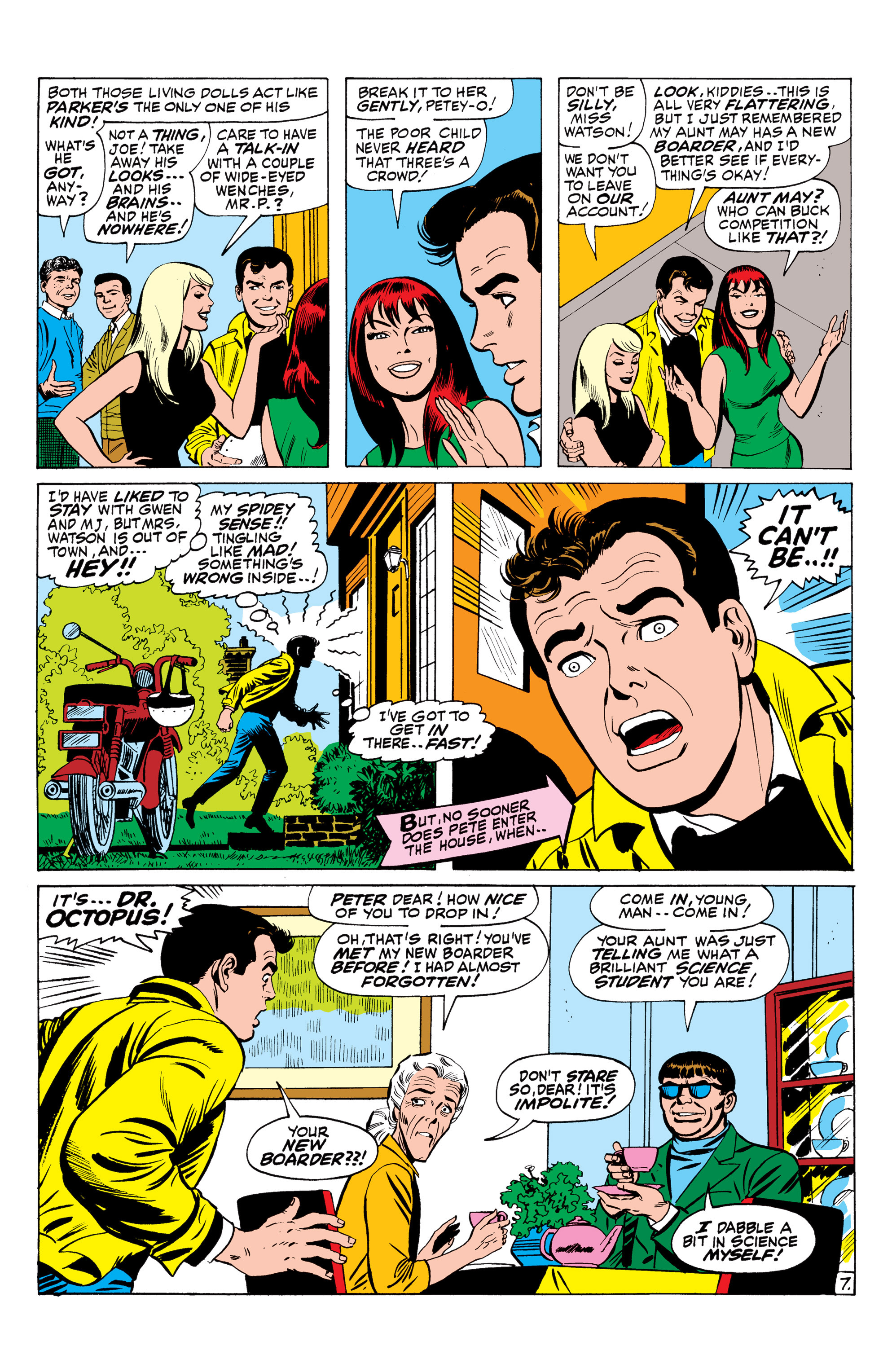 The Amazing Spider-Man (1963) 54 Page 7