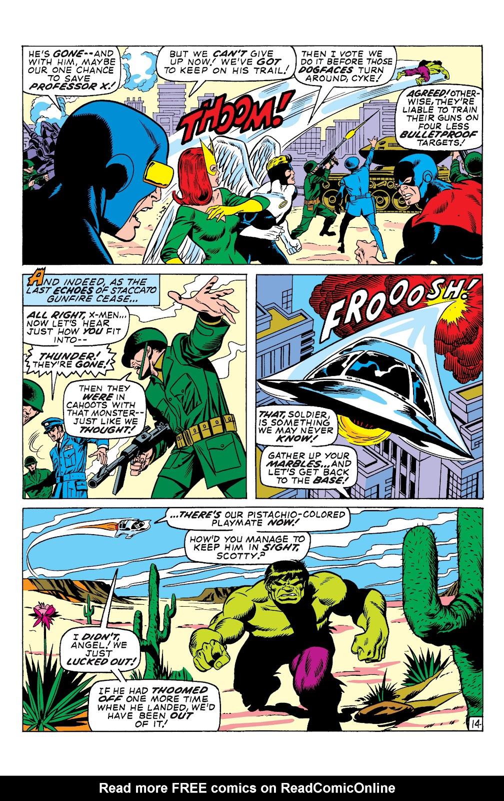 Uncanny X-Men (1963) issue 66 - Page 15
