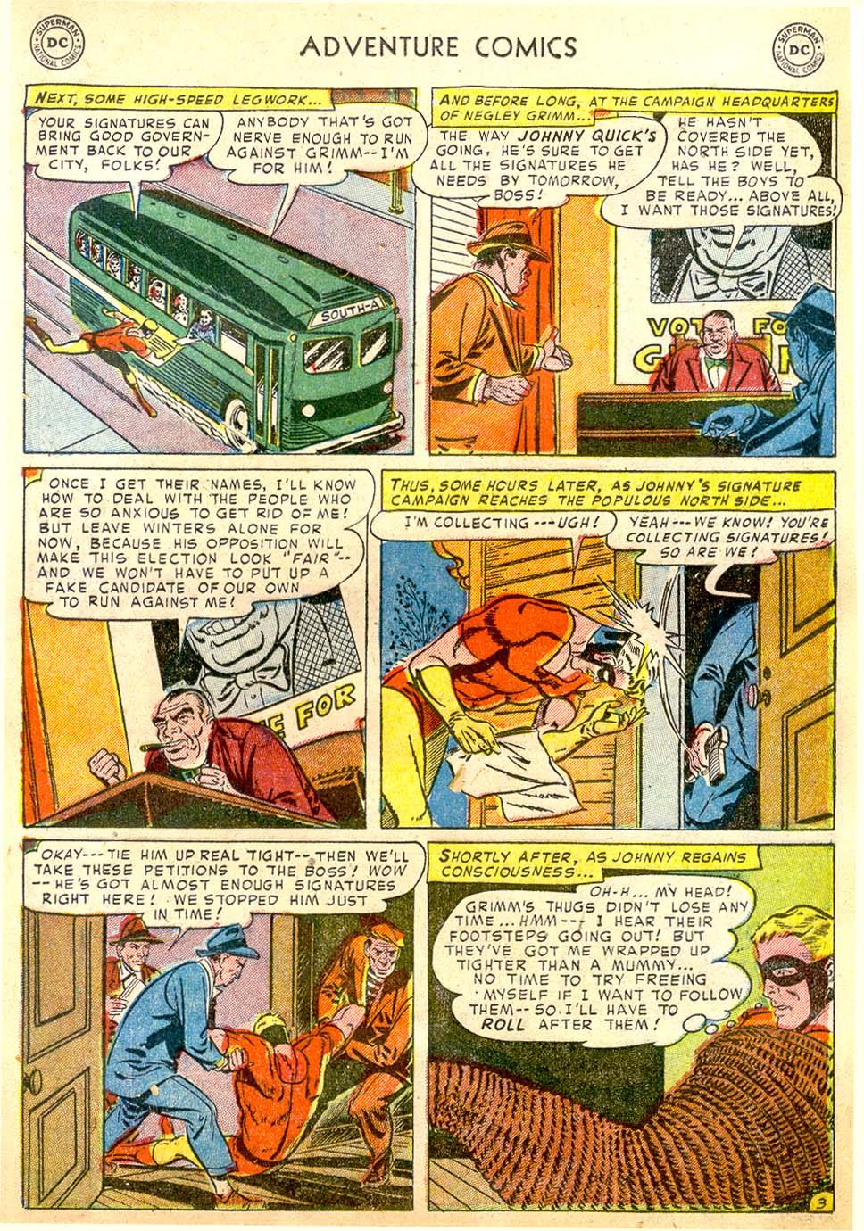 Read online Adventure Comics (1938) comic -  Issue #183 - 27