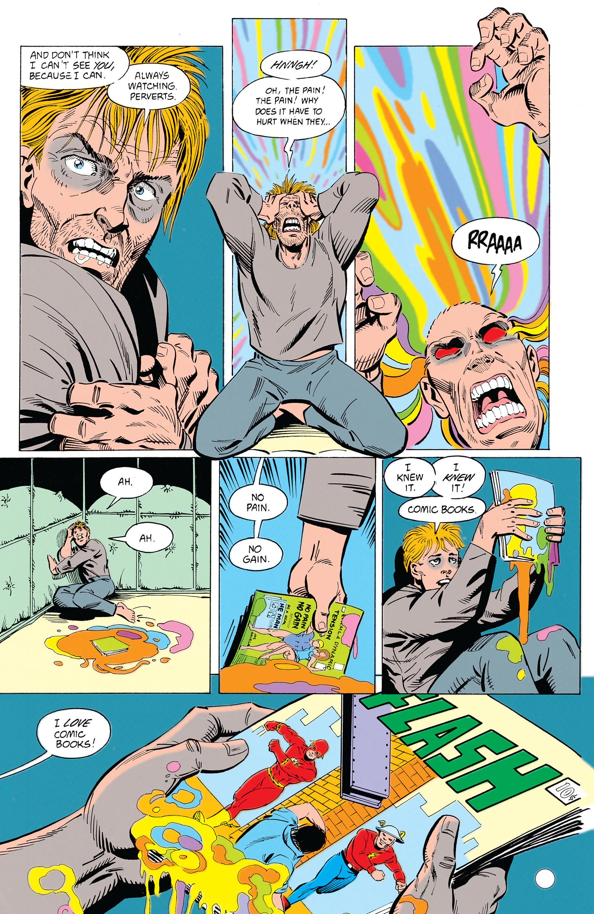 Read online Animal Man (1988) comic -  Issue #22 - 8