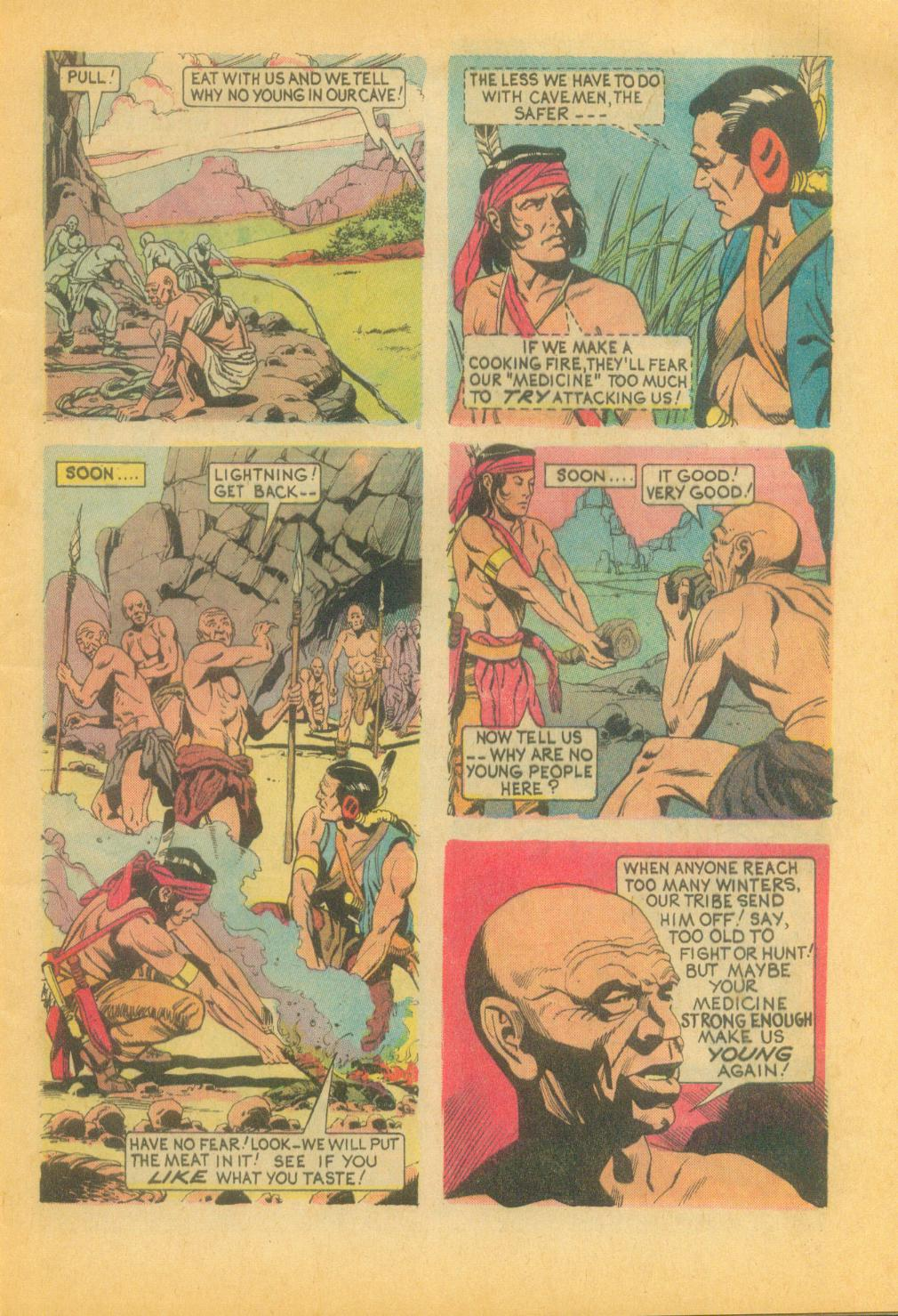 Read online Turok, Son of Stone comic -  Issue #87 - 5