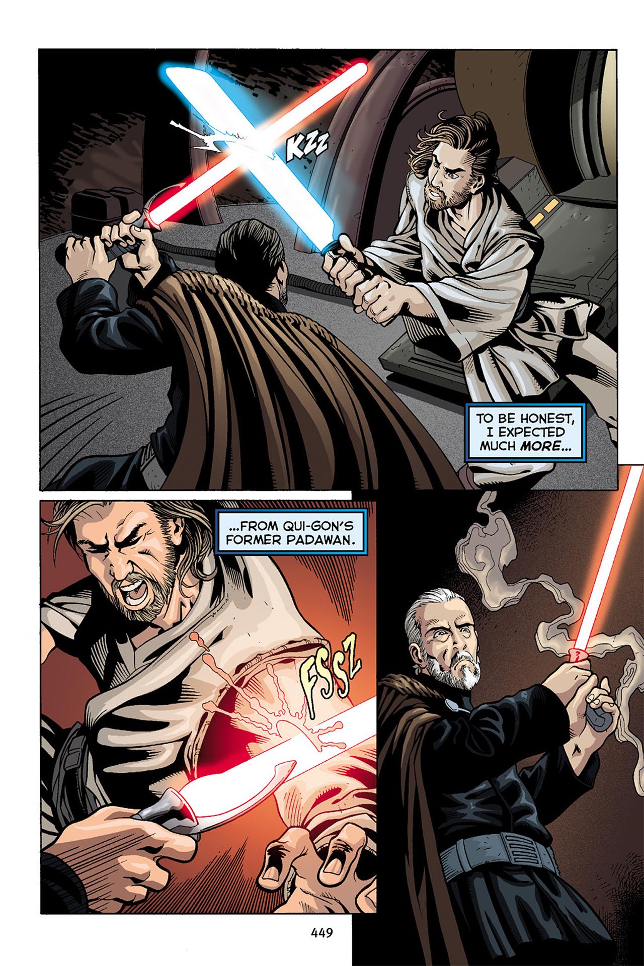 Read online Star Wars Omnibus comic -  Issue # Vol. 10 - 442