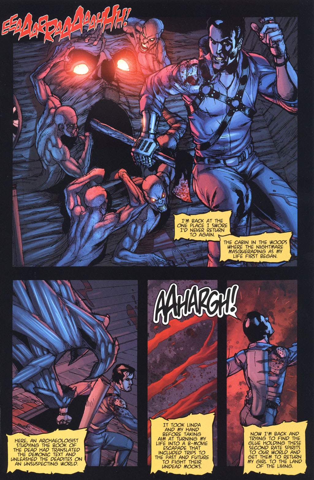 Army of Darkness (2006) Issue #6 #2 - English 5