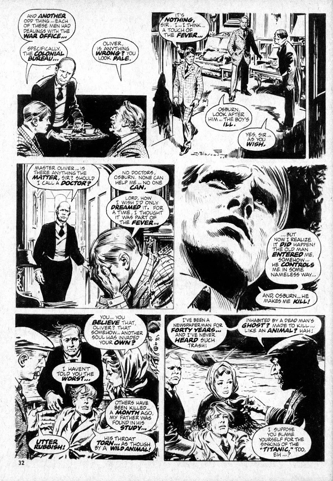 Monsters Unleashed (1973) issue 2 - Page 32