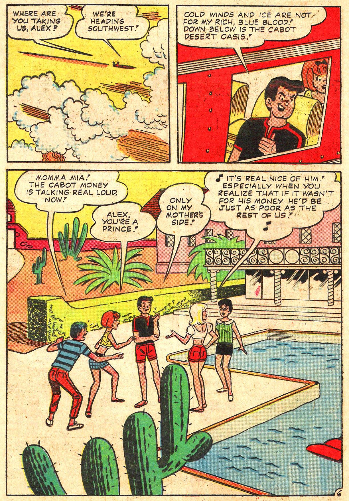 Read online She's Josie comic -  Issue #18 - 8