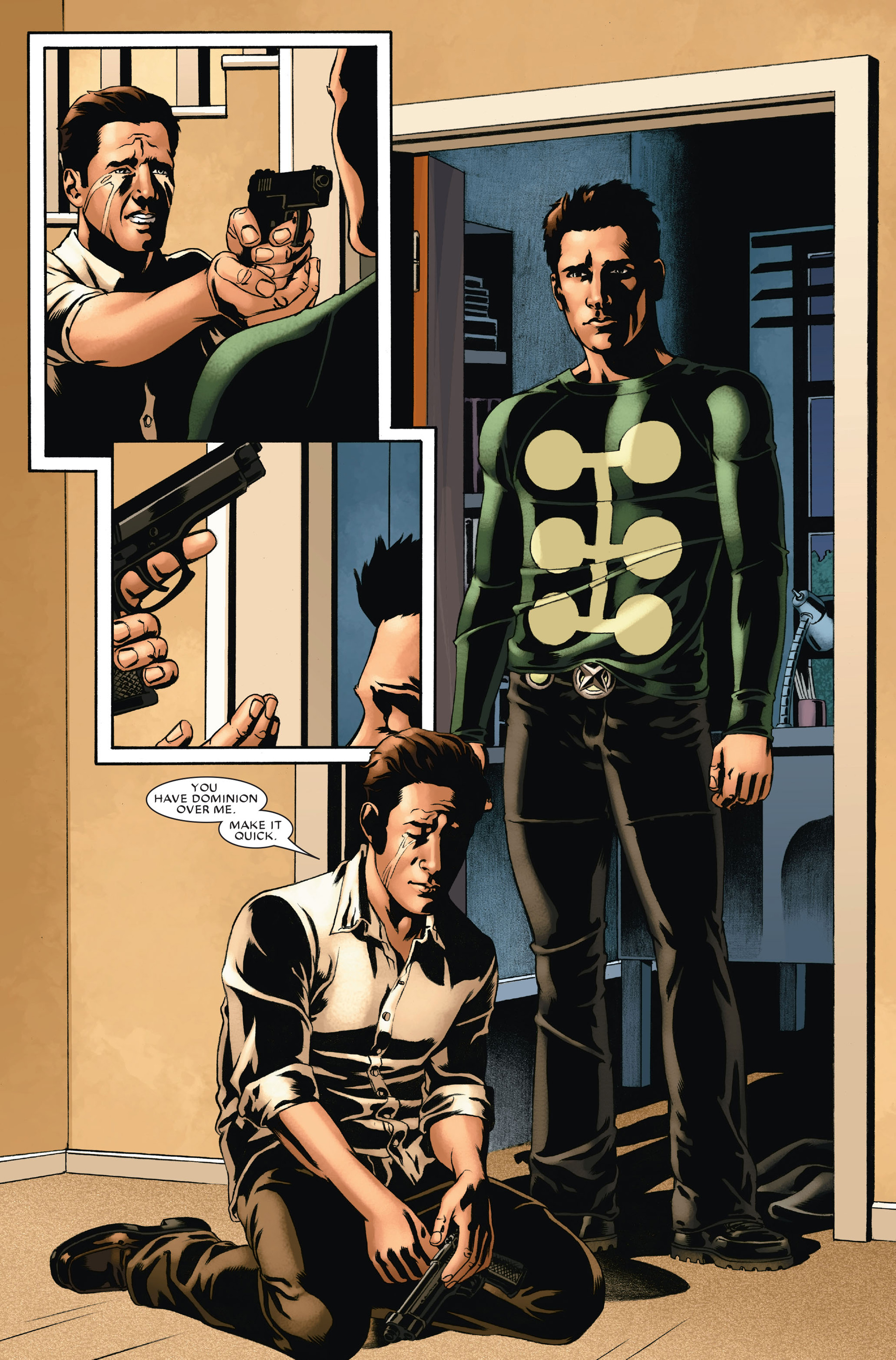Read online X-Factor (2006) comic -  Issue #16 - 20