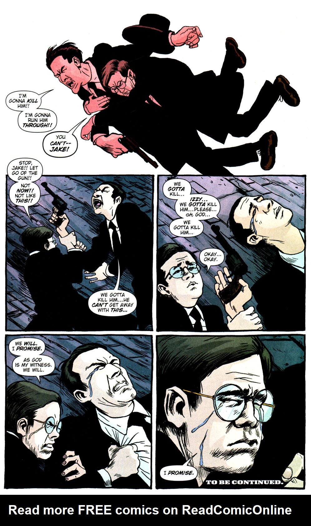 Read online Caper comic -  Issue #2 - 23
