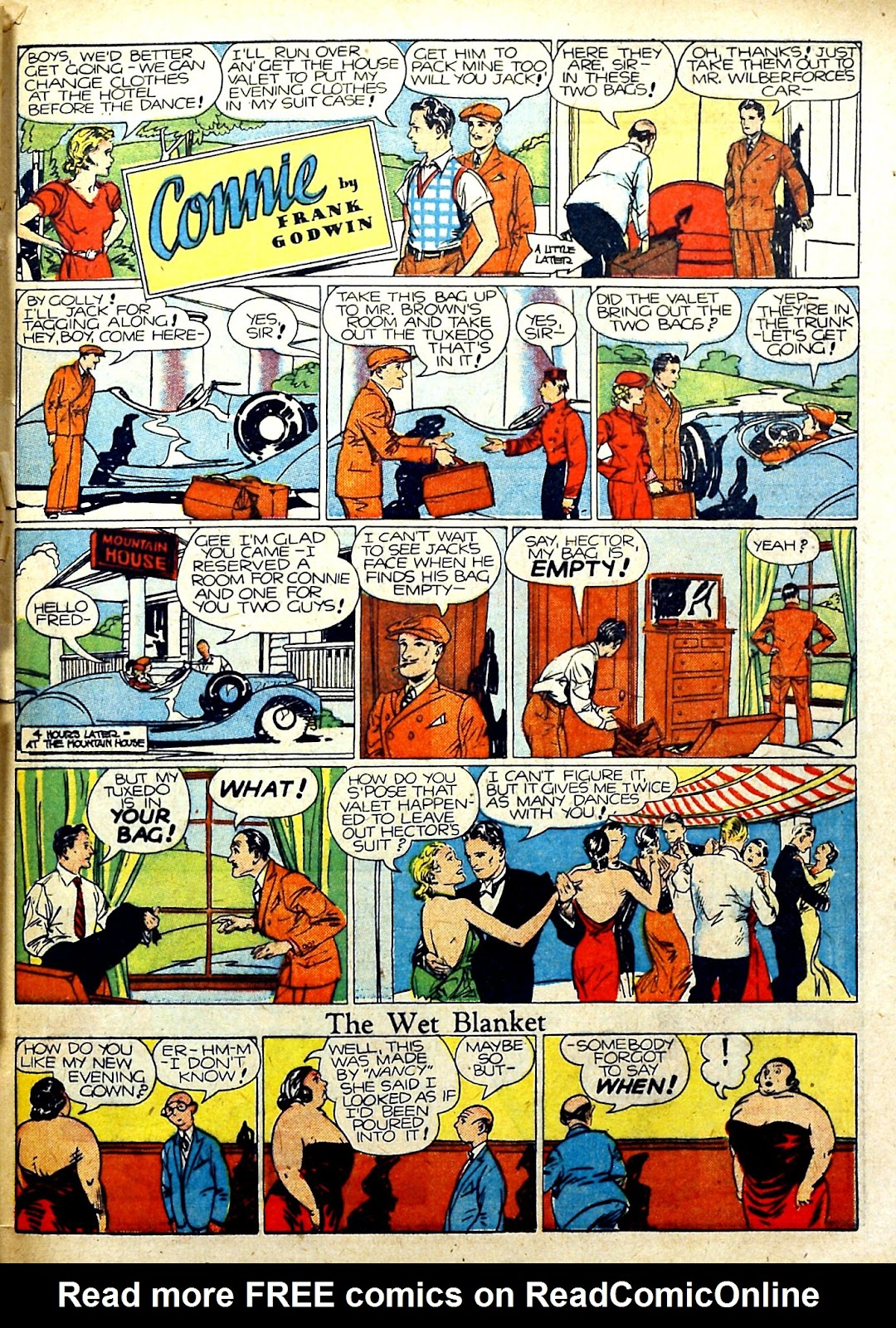 Read online Famous Funnies comic -  Issue #78 - 57