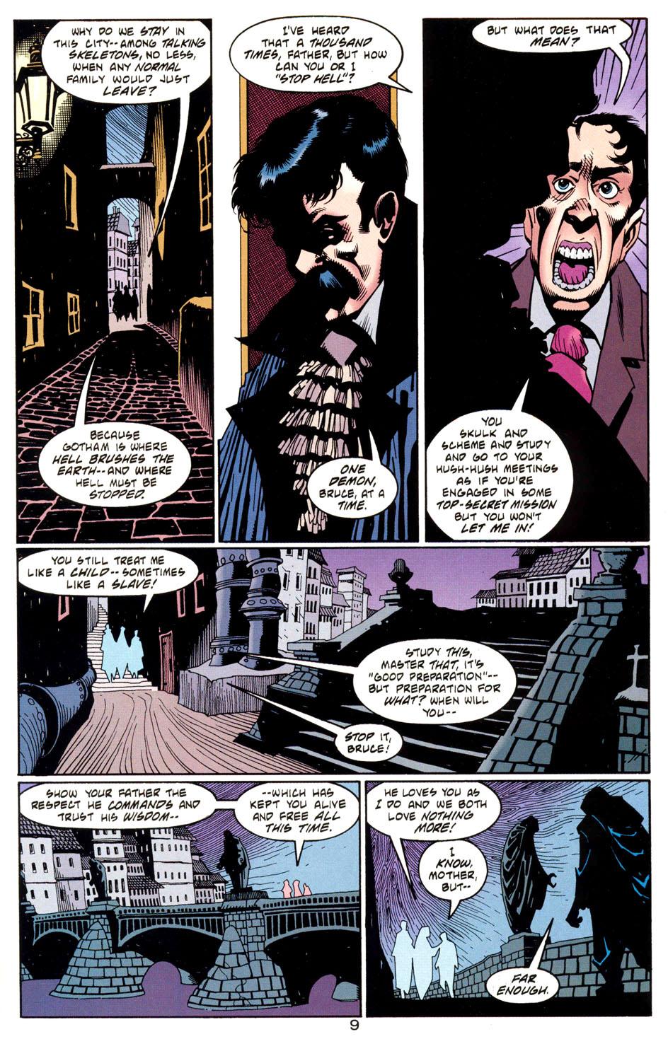 Read online Batman: Haunted Gotham comic -  Issue #1 - 11