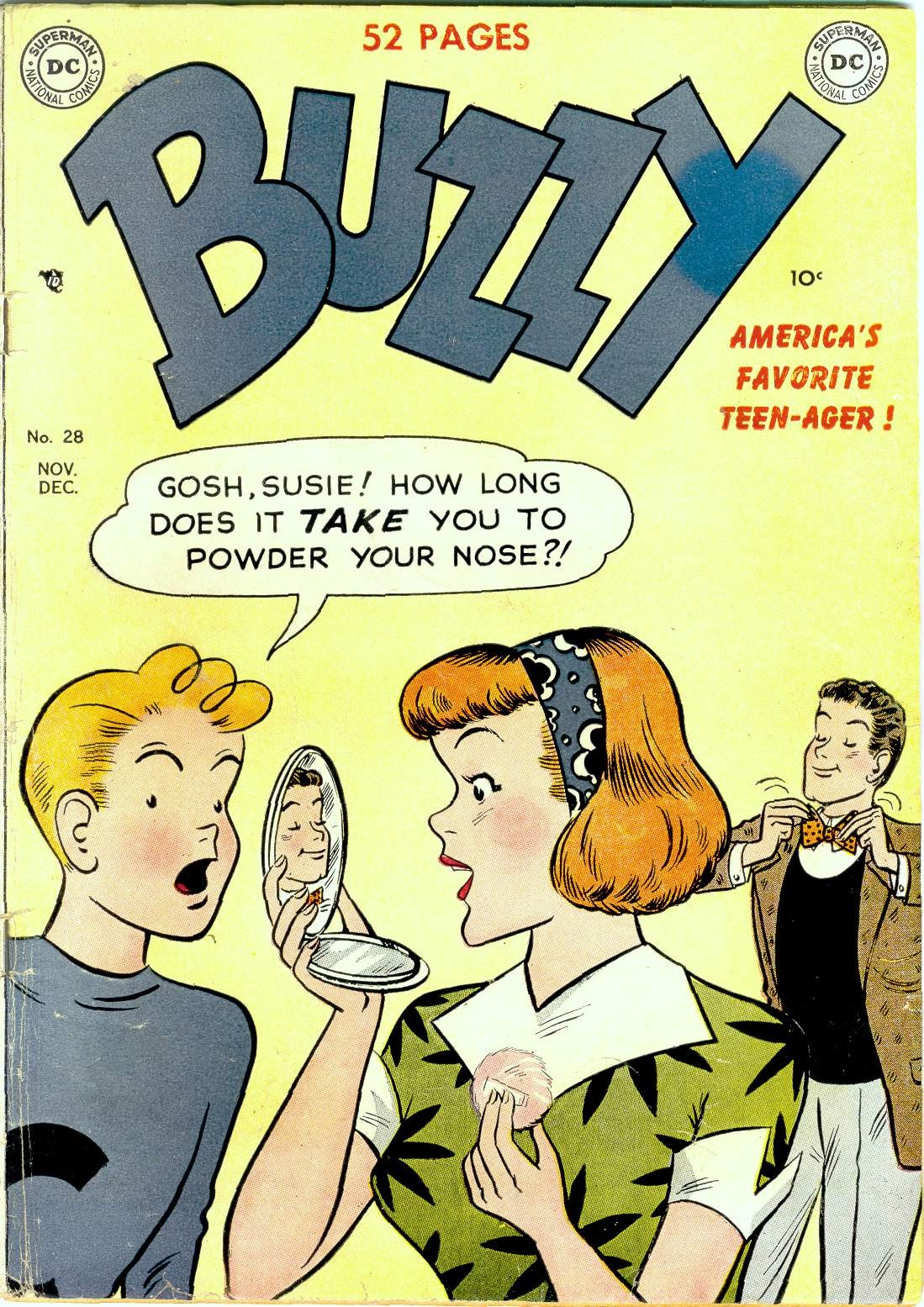 Buzzy 28 Page 1