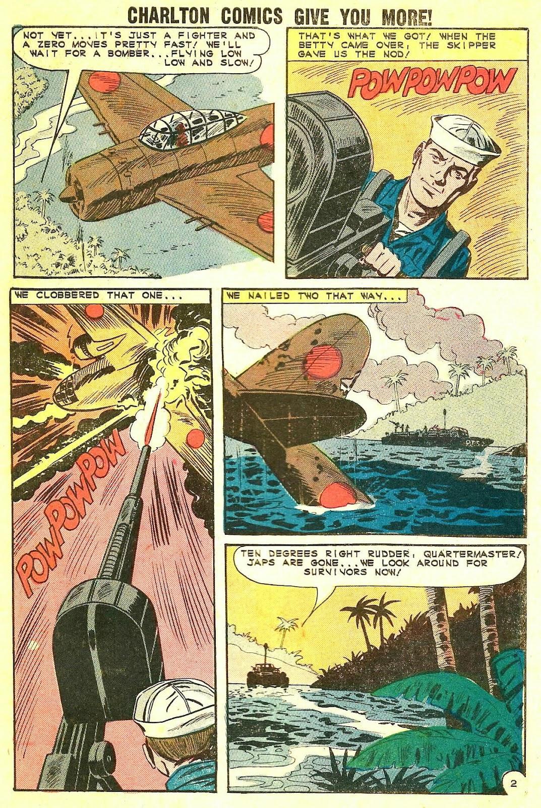Read online Fightin' Navy comic -  Issue #115 - 27