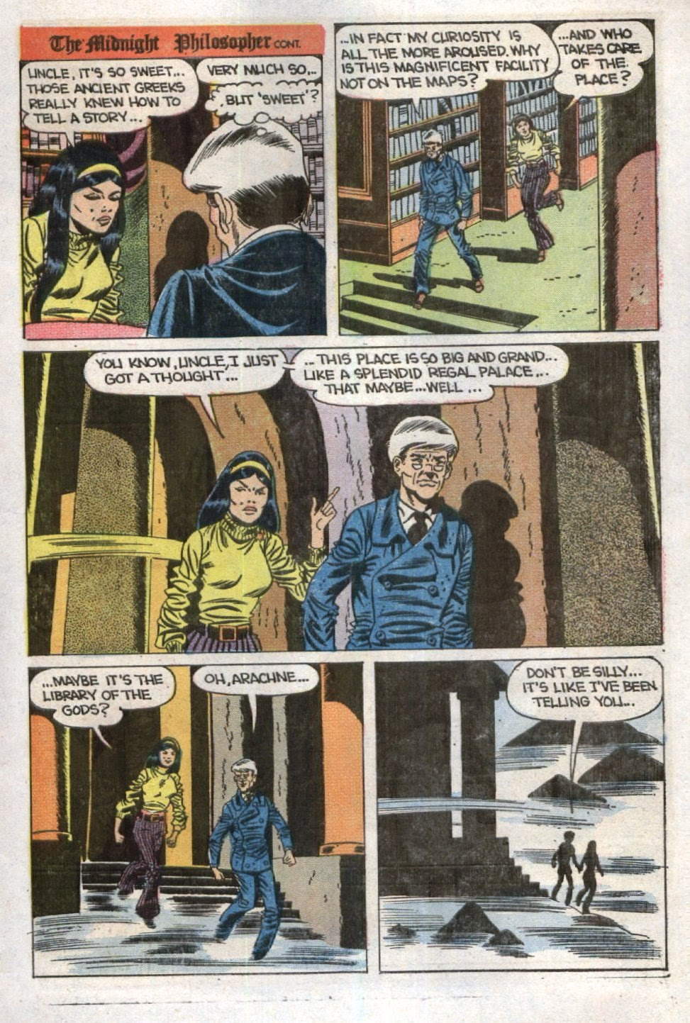 Midnight Tales issue 11 - Page 31