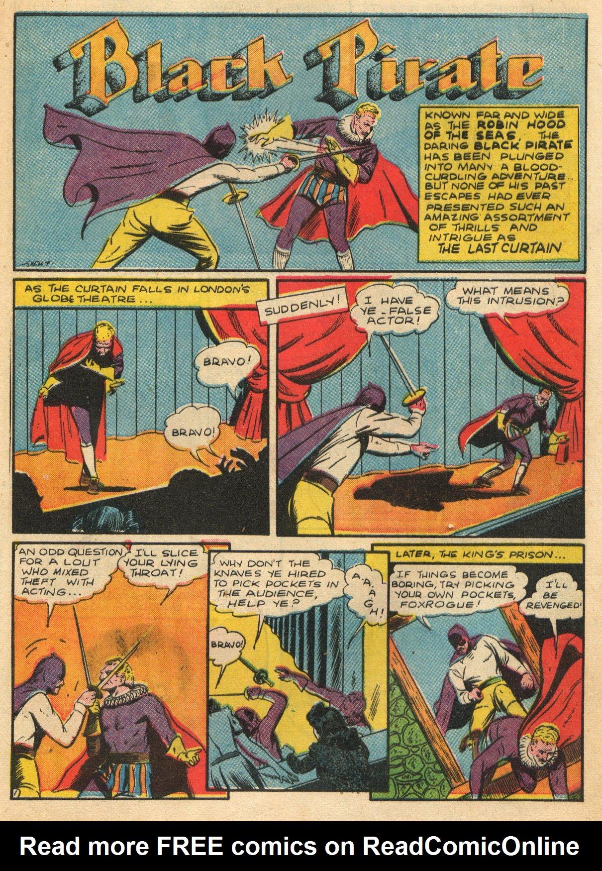 Read online Sensation (Mystery) Comics comic -  Issue #22 - 17