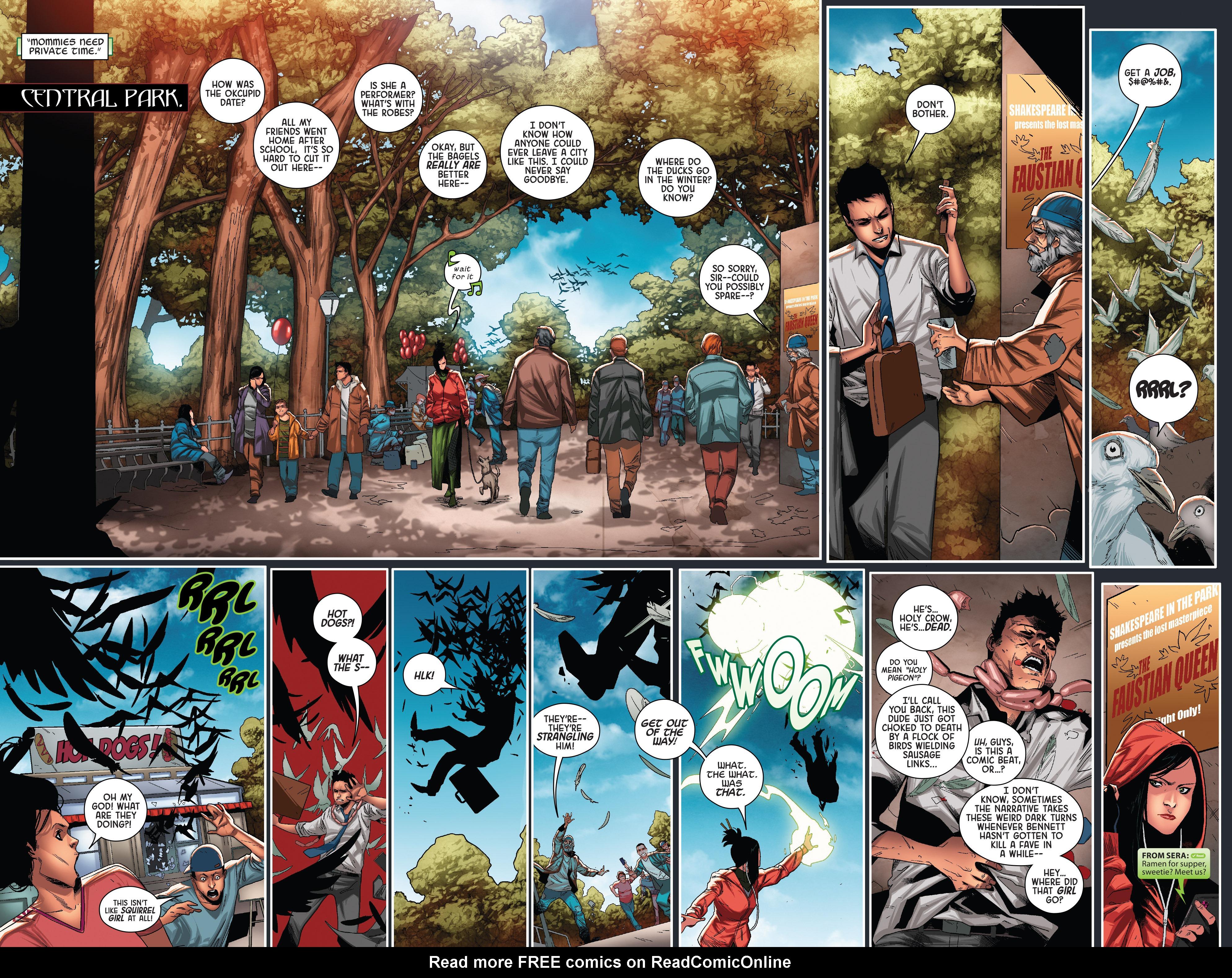 Read online Angela: Queen Of Hel comic -  Issue #6 - 6