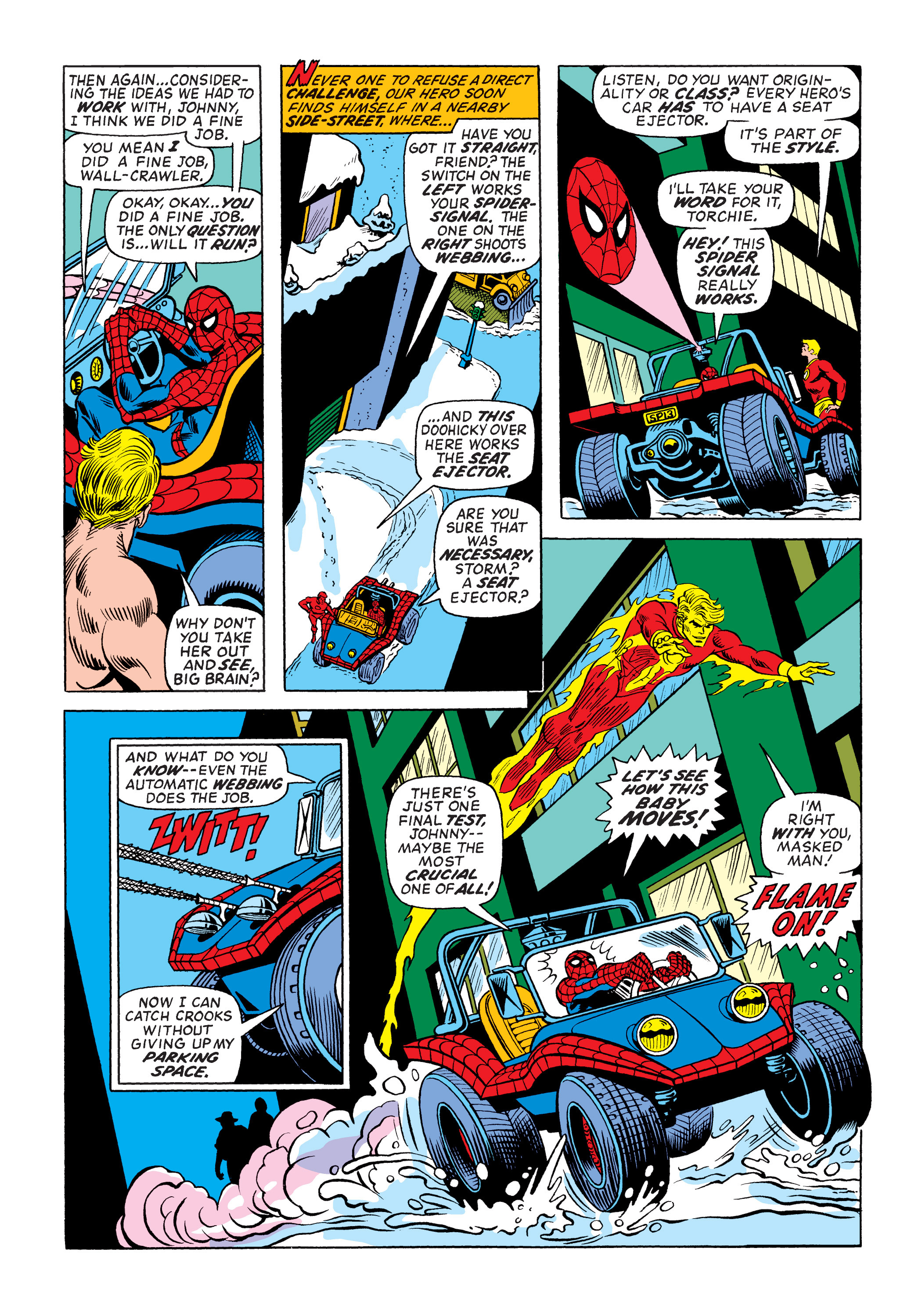 The Amazing Spider-Man (1963) 130 Page 7