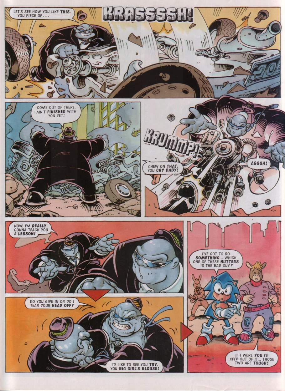Read online Sonic the Comic comic -  Issue #95 - 5