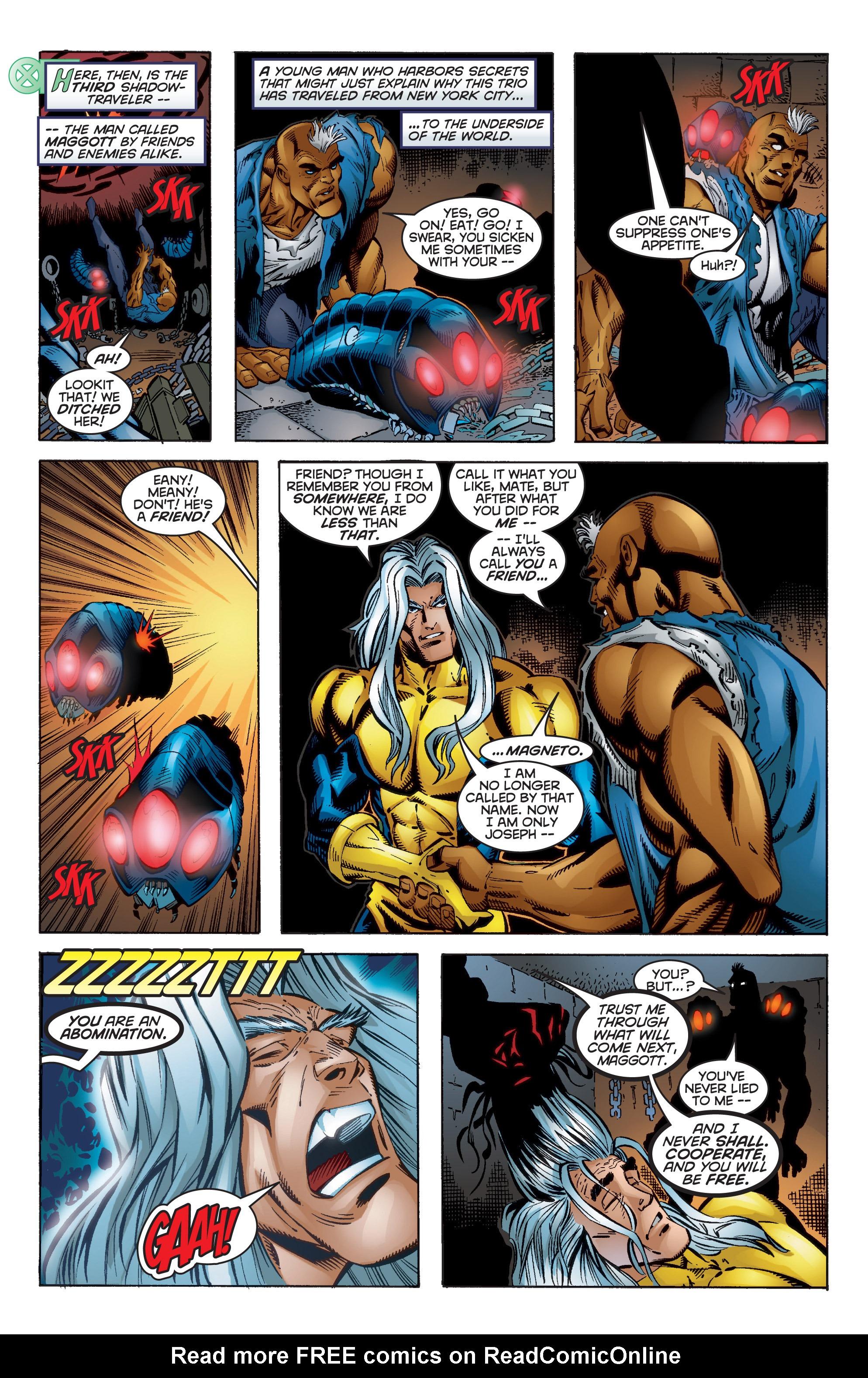 Read online Uncanny X-Men (1963) comic -  Issue #350 - 18