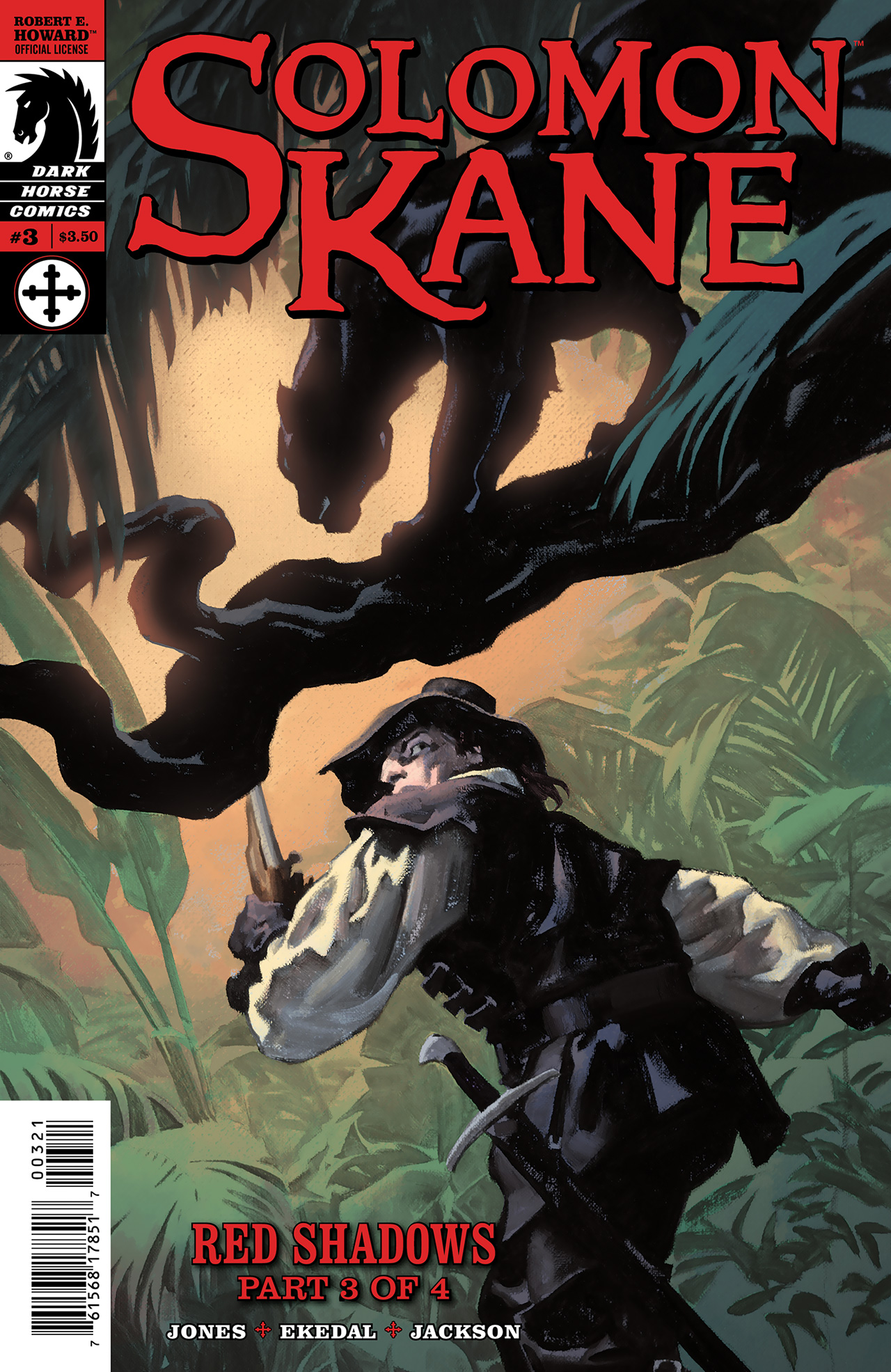 Read online Solomon Kane: Red Shadows comic -  Issue #3 - 2