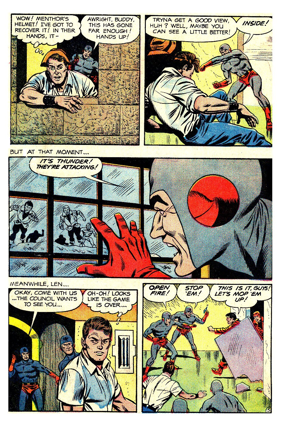 T.H.U.N.D.E.R. Agents (1965) issue 17 - Page 40