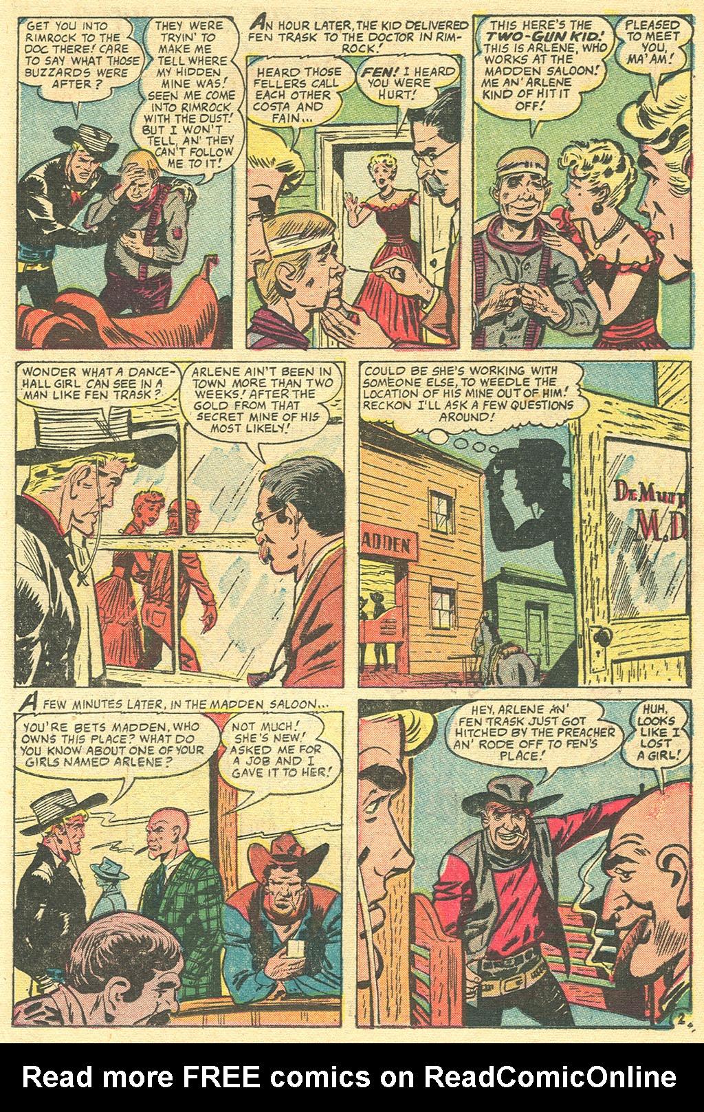 Read online Two-Gun Kid comic -  Issue #36 - 11