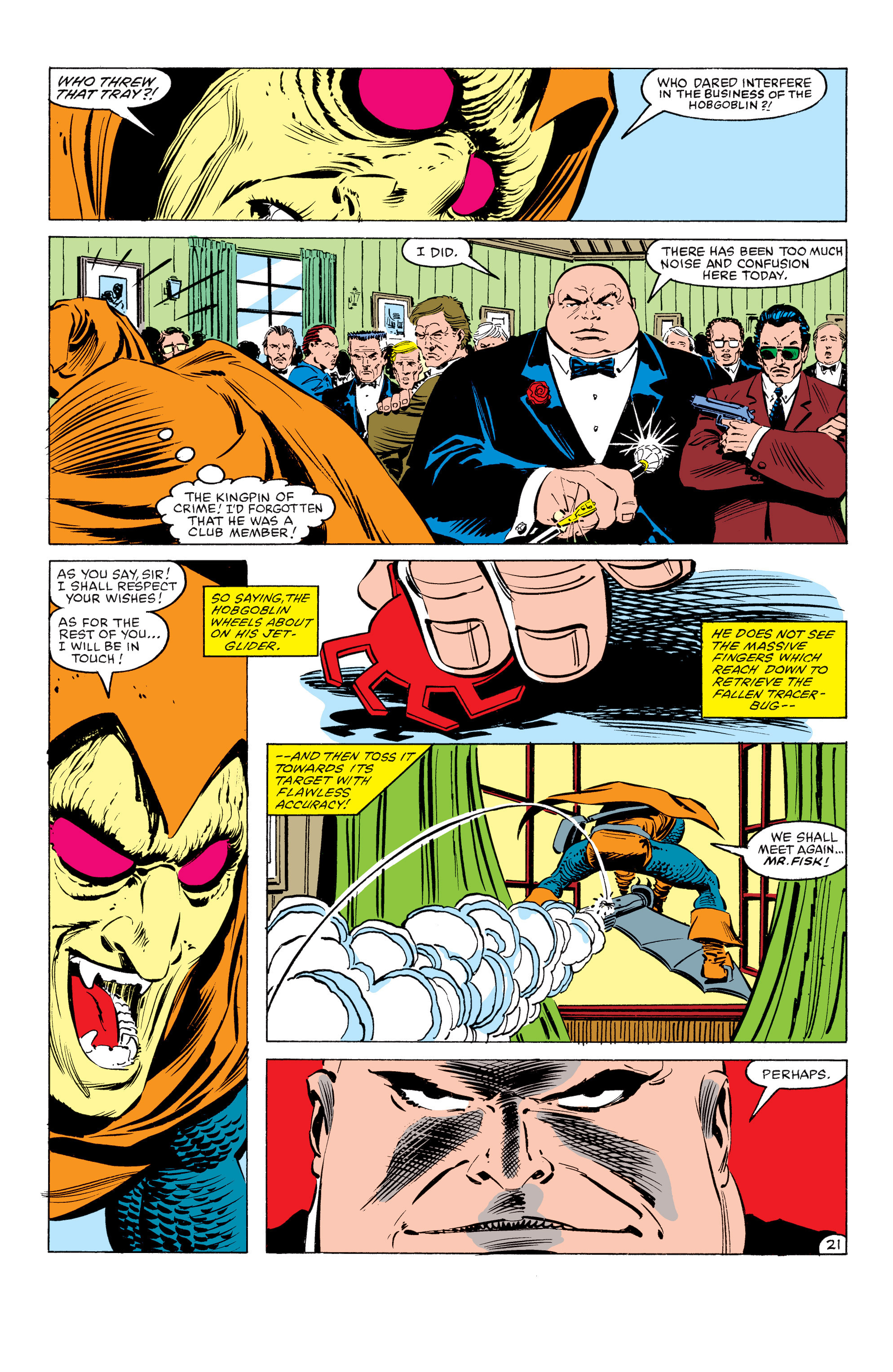 The Amazing Spider-Man (1963) 249 Page 21