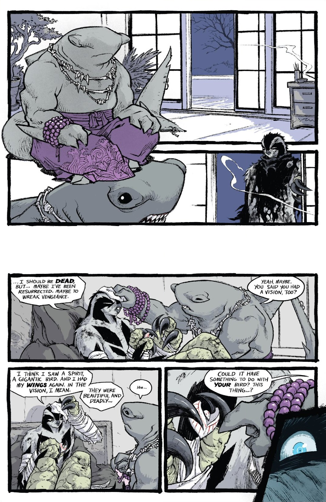 Read online Teenage Mutant Ninja Turtles: The IDW Collection comic -  Issue # TPB 9 (Part 4) - 40