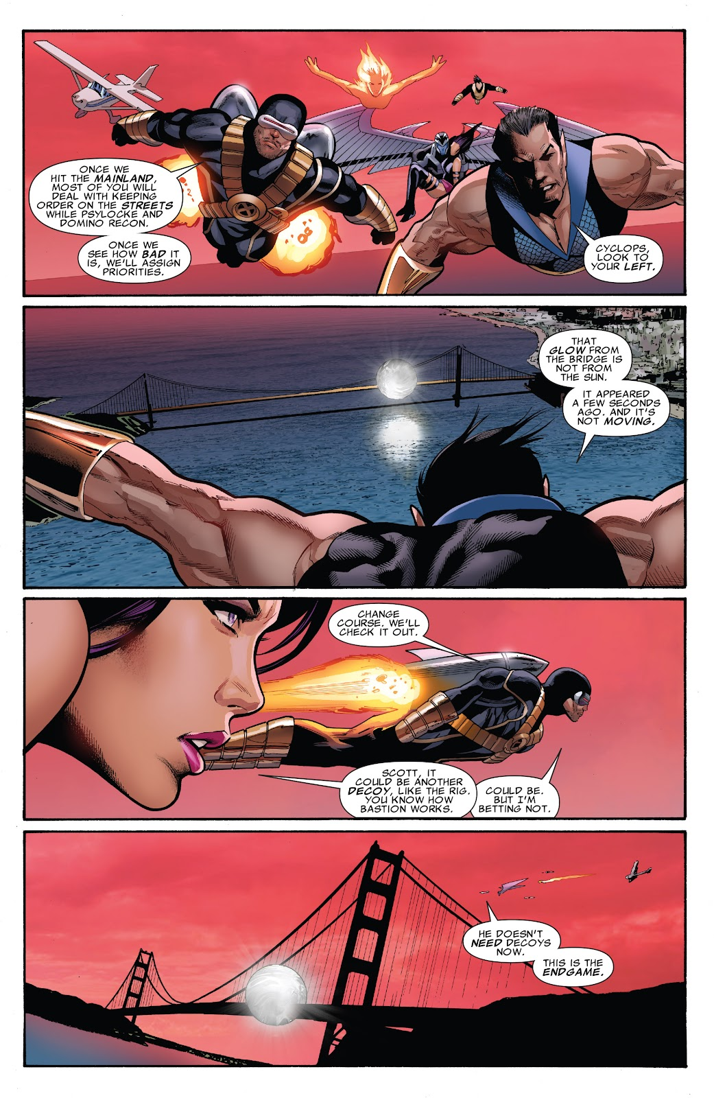 Read online X-Men: Second Coming comic -  Issue # _TPB (Part 2) - 95