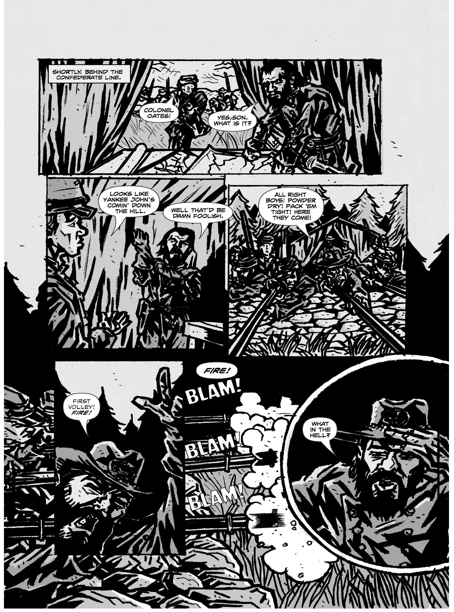 Read online FUBAR comic -  Issue #3 - 151