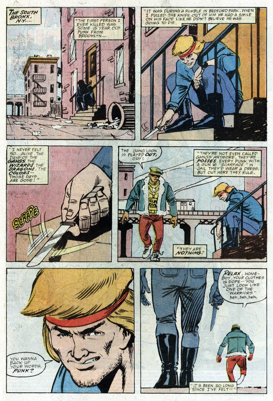 Wolfpack (1988) 10 Page 2
