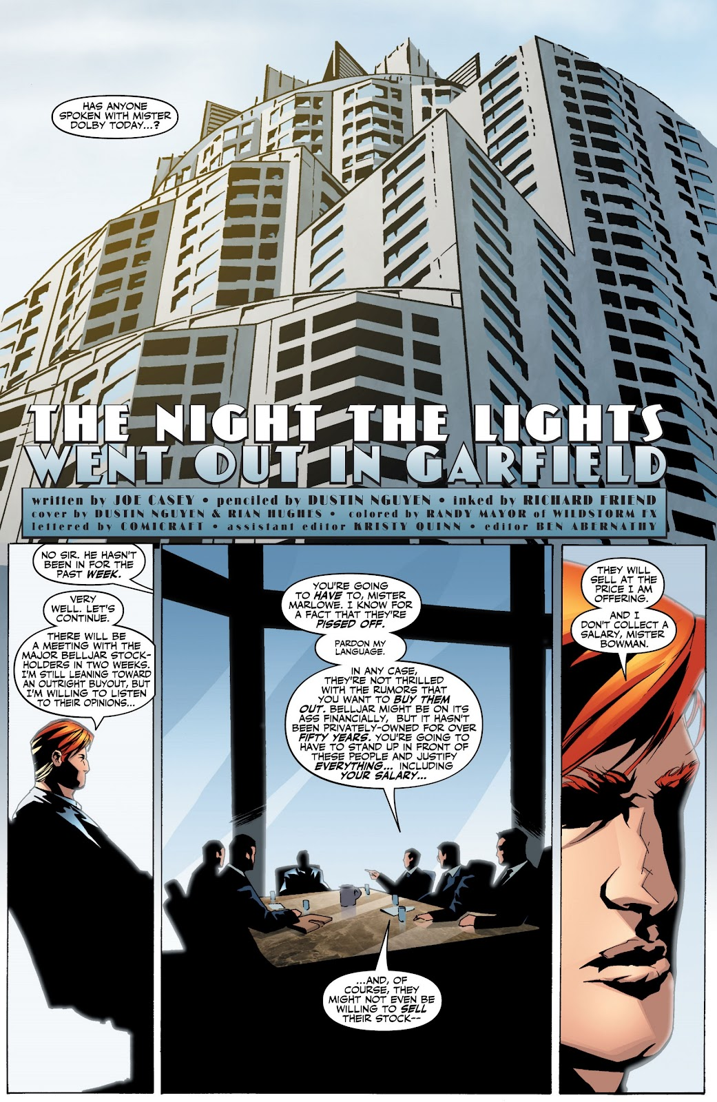 Wildcats Version 3.0 Issue #11 #11 - English 6