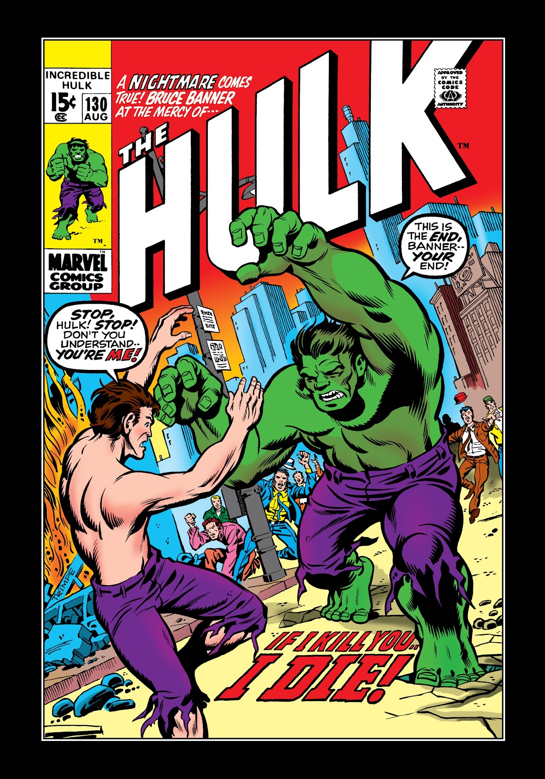 Read online Marvel Masterworks: The Incredible Hulk comic -  Issue # TPB 6 (Part 2) - 74