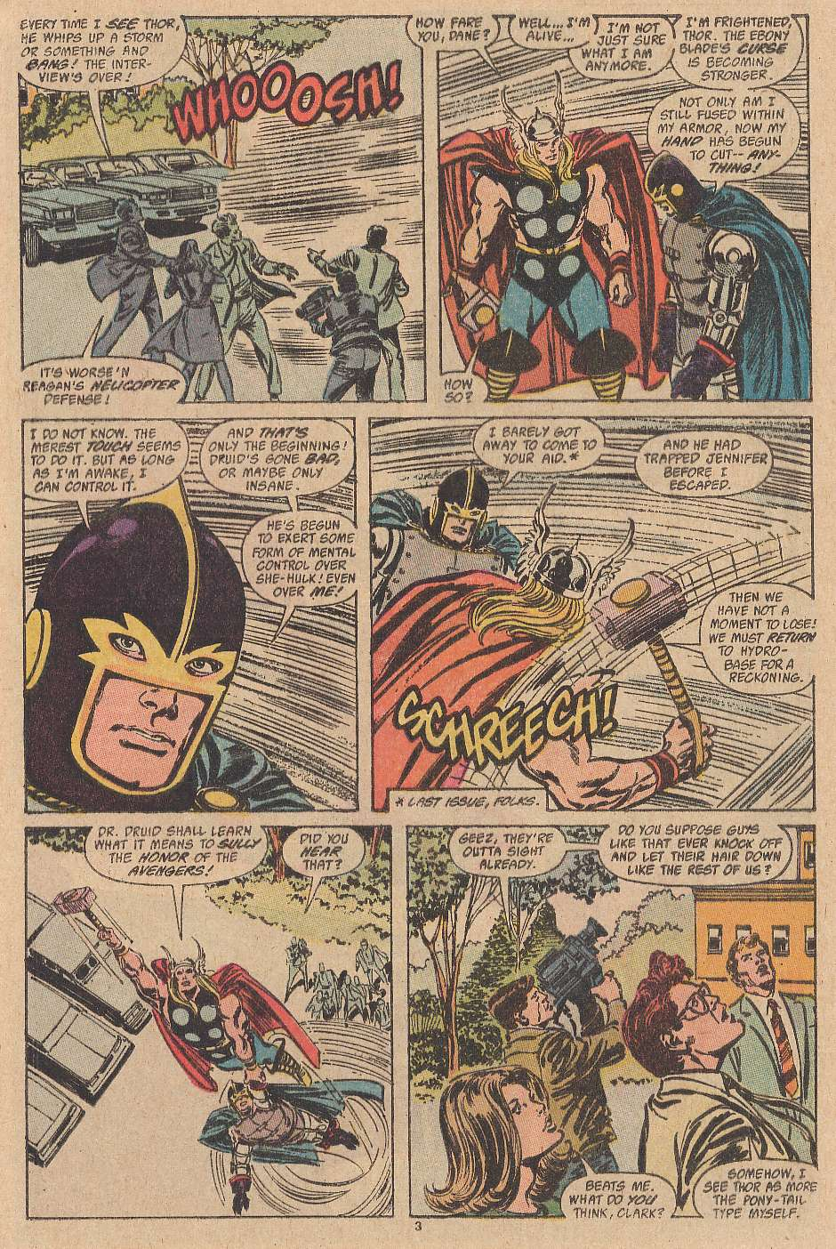 The Avengers (1963) 296 Page 3