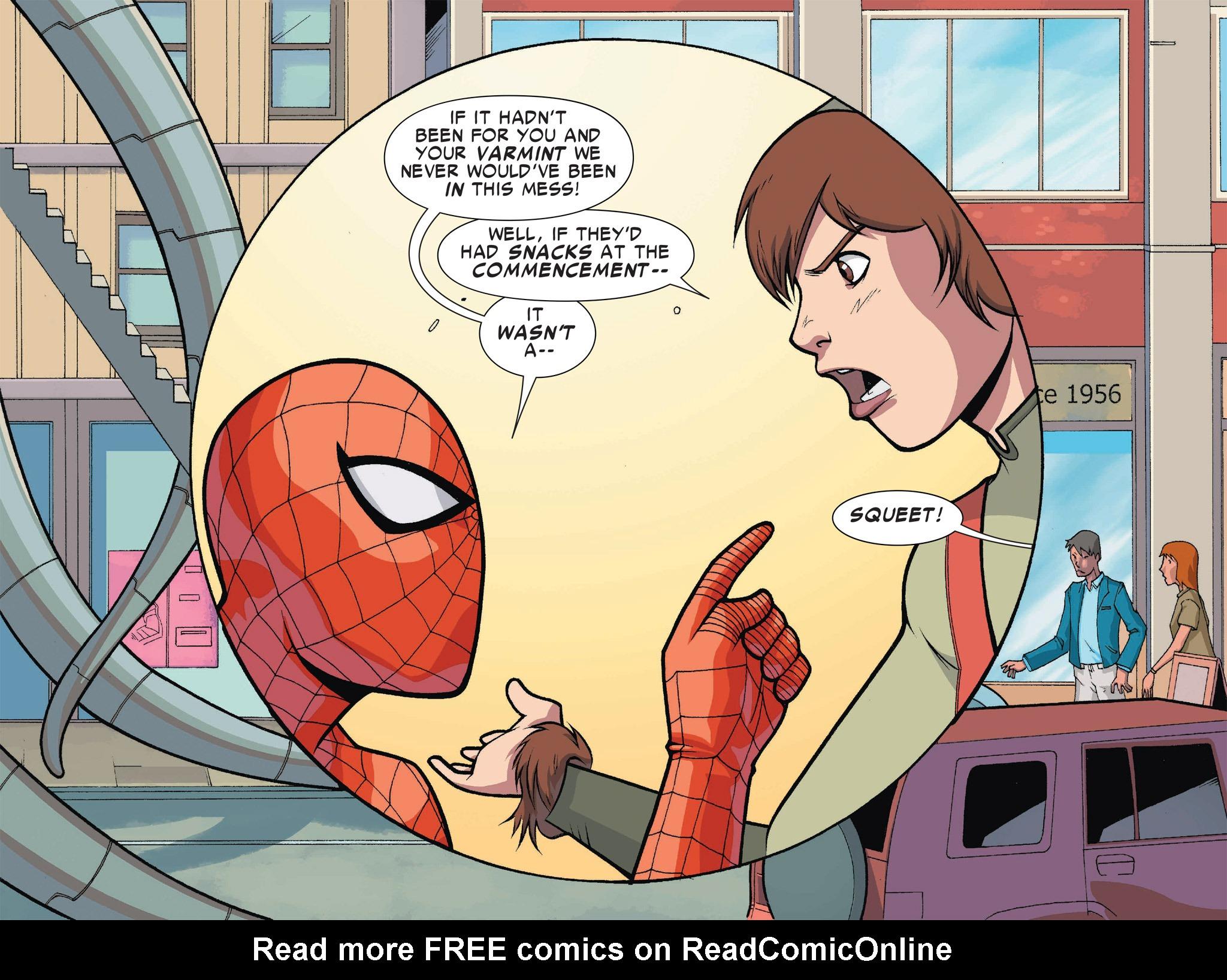 Read online Ultimate Spider-Man (Infinite Comics) (2016) comic -  Issue #1 - 55