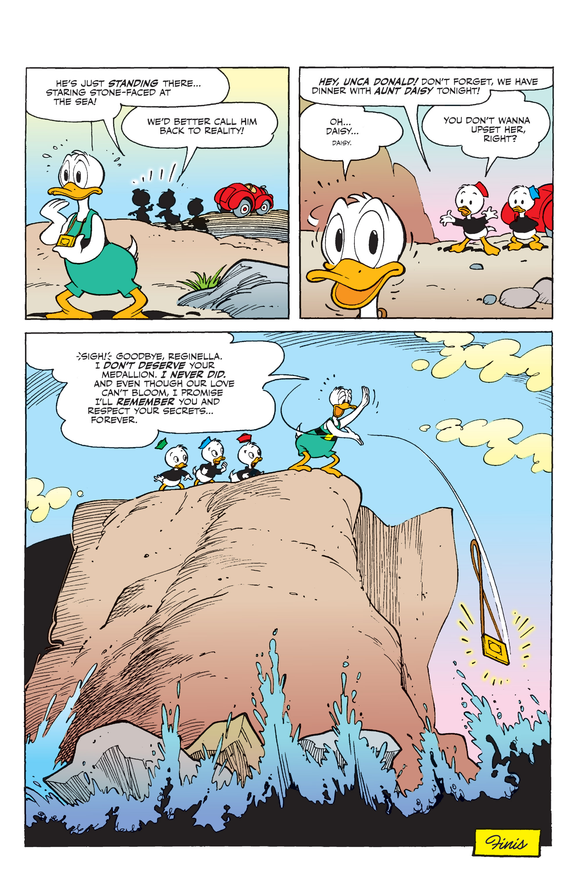 Read online Donald Duck (2015) comic -  Issue #19 - 34