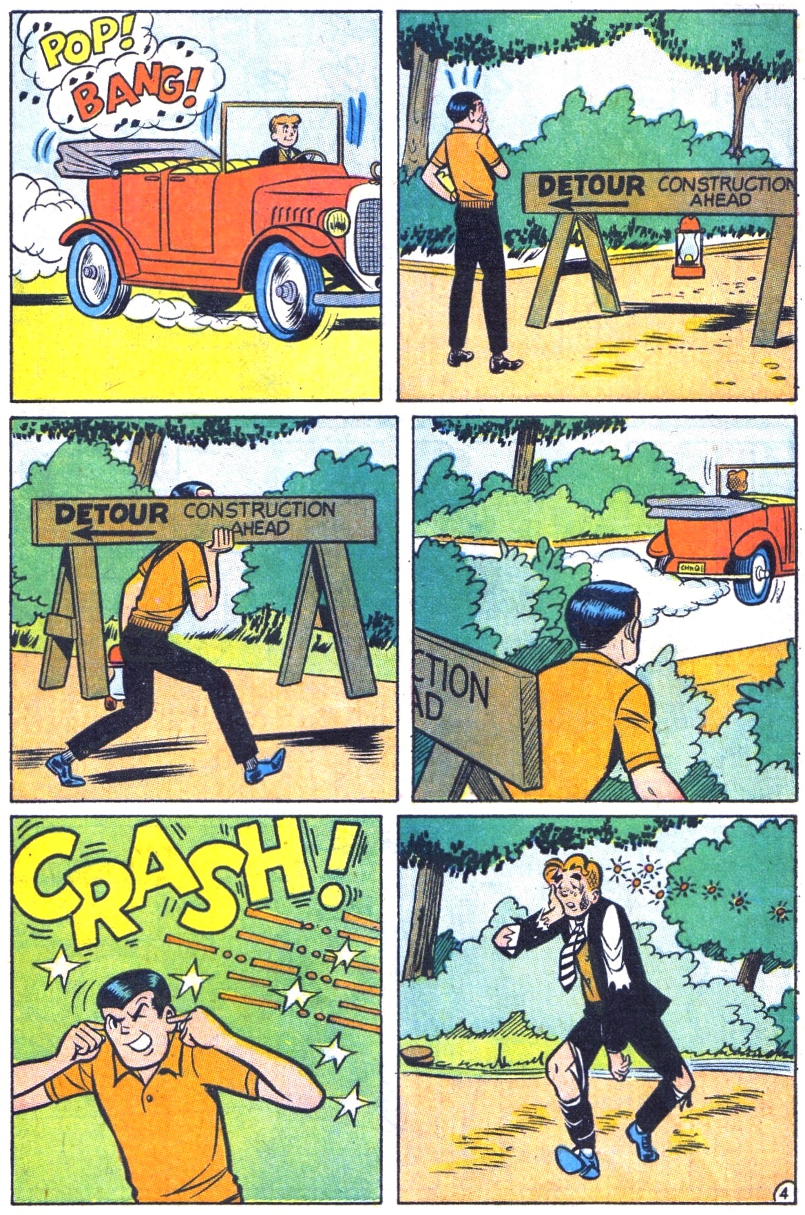 Read online Archie (1960) comic -  Issue #178 - 6
