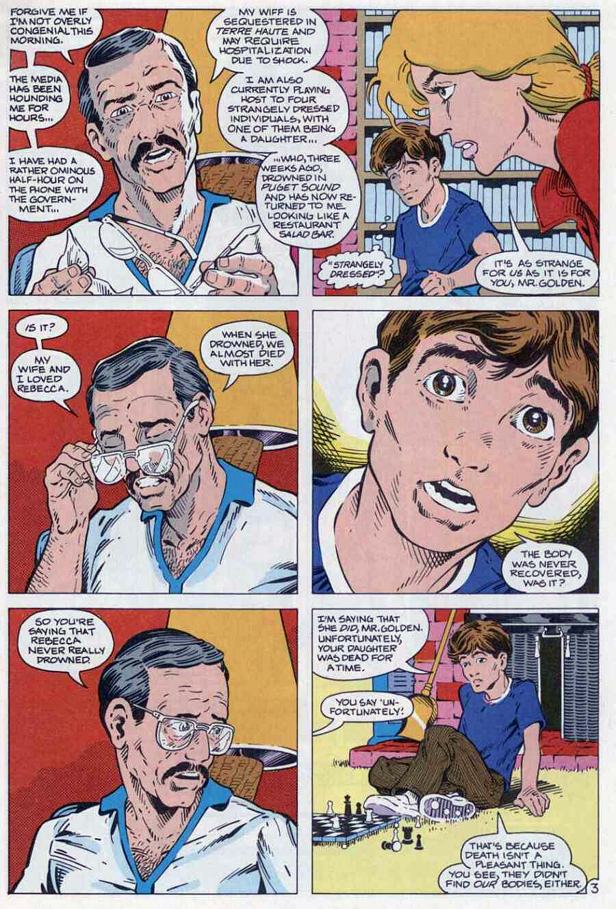 Elementals (1984) issue 1 - Page 5