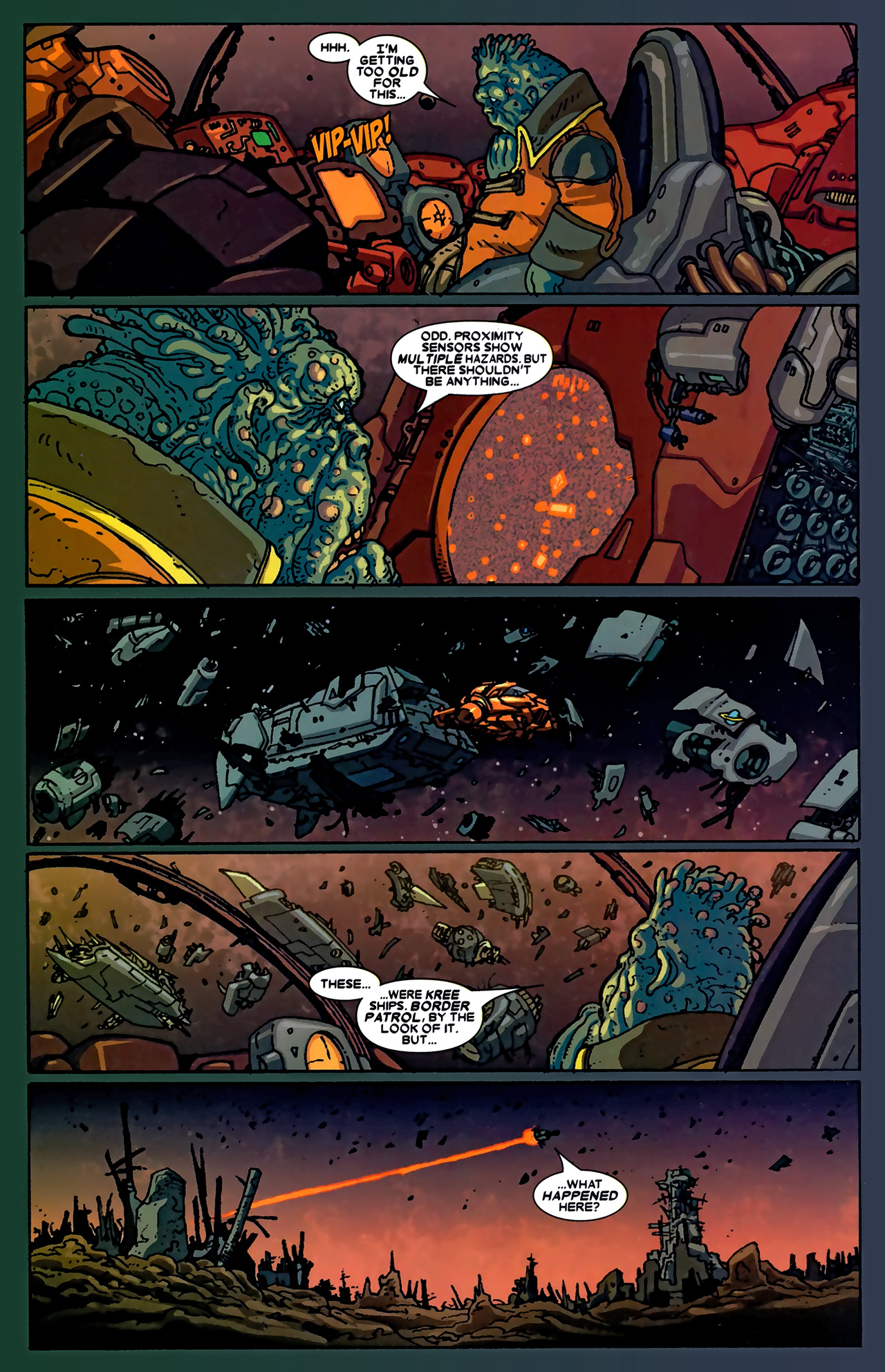 Read online Annihilation: Ronan comic -  Issue #2 - 18