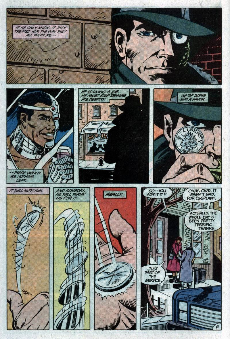 Teen Titans Spotlight issue 13 - Page 7