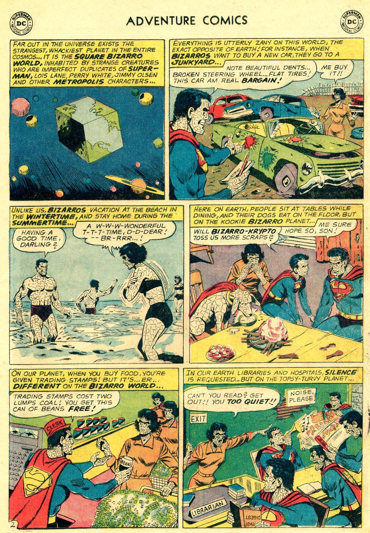 Read online Adventure Comics (1938) comic -  Issue #296 - 21