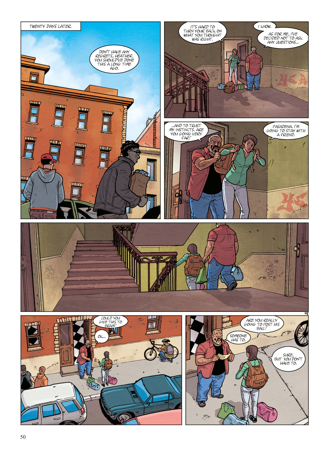 Read online Alter Ego comic -  Issue #6 - 52