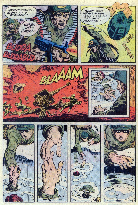 Read online Sgt. Rock comic -  Issue #369 - 9