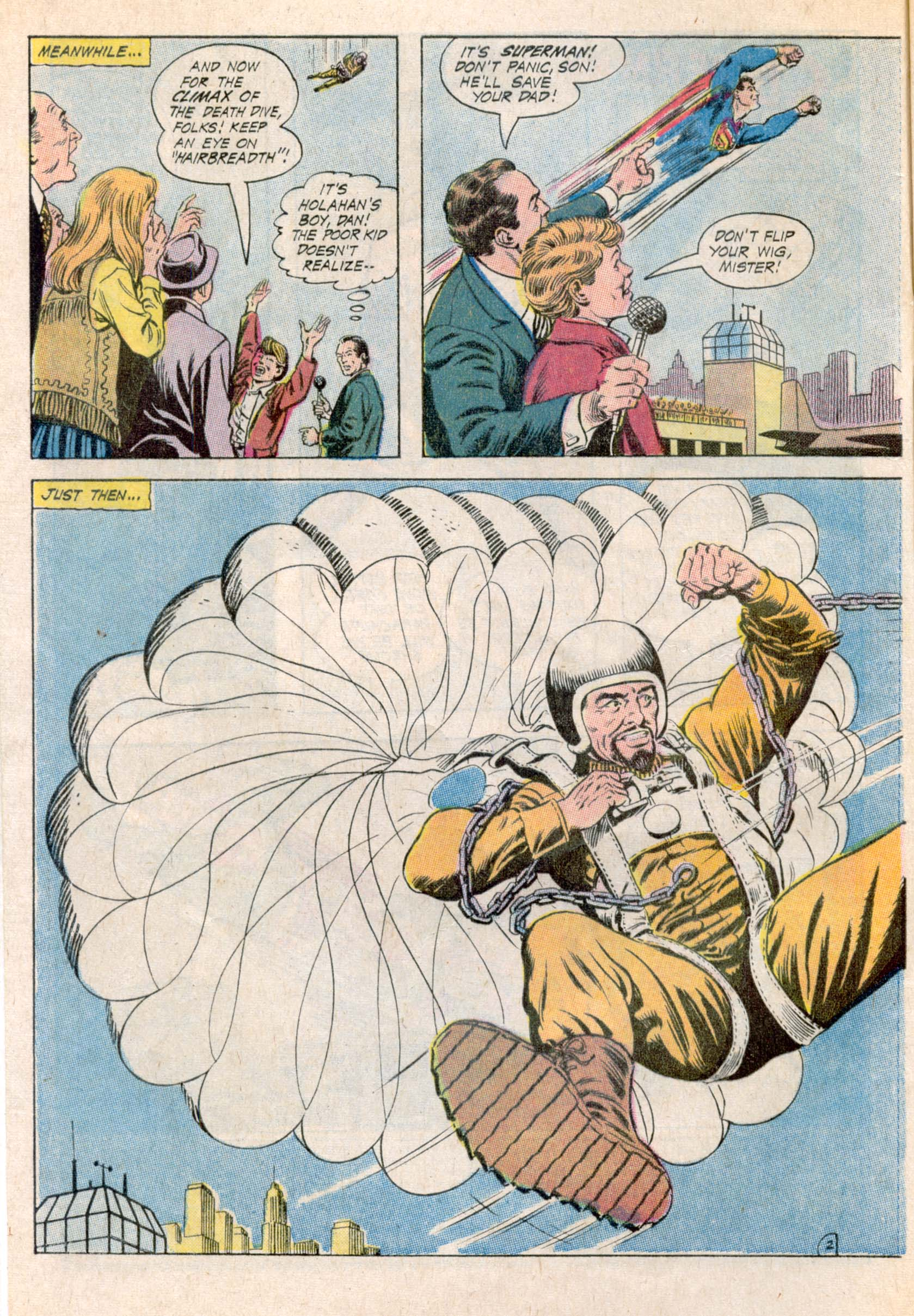Read online Action Comics (1938) comic -  Issue #393 - 4