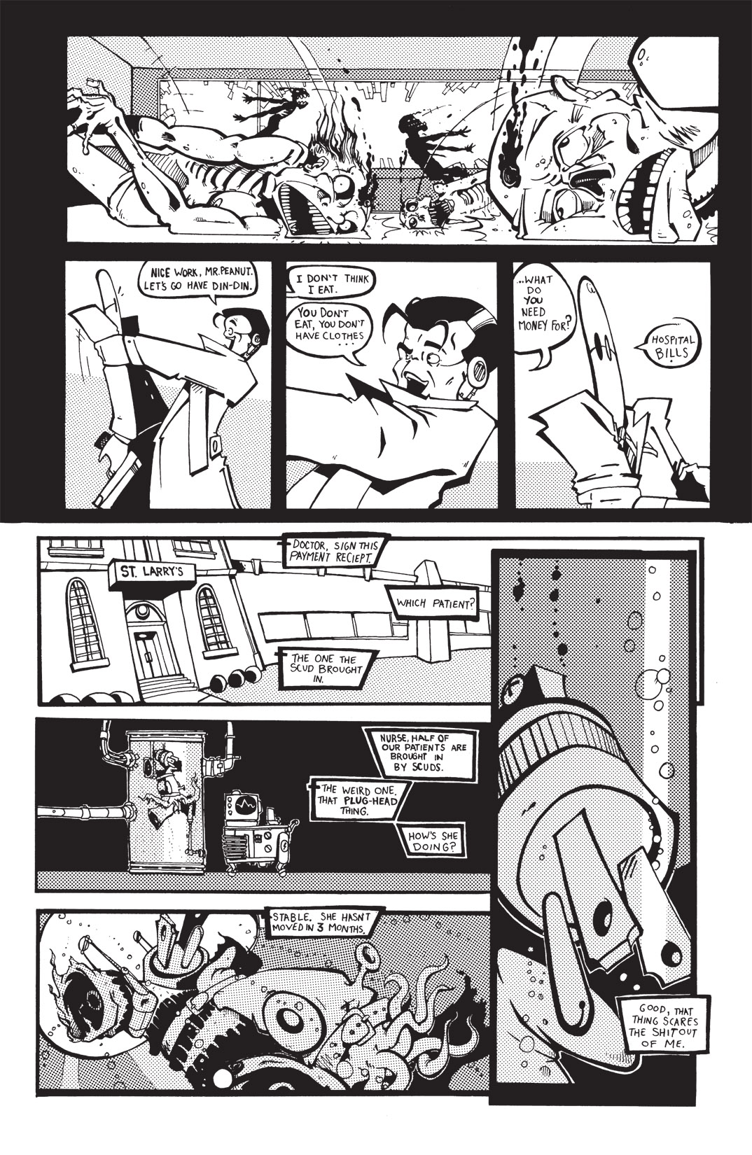 Read online Scud: The Disposable Assassin: The Whole Shebang comic -  Issue # TPB (Part 1) - 111
