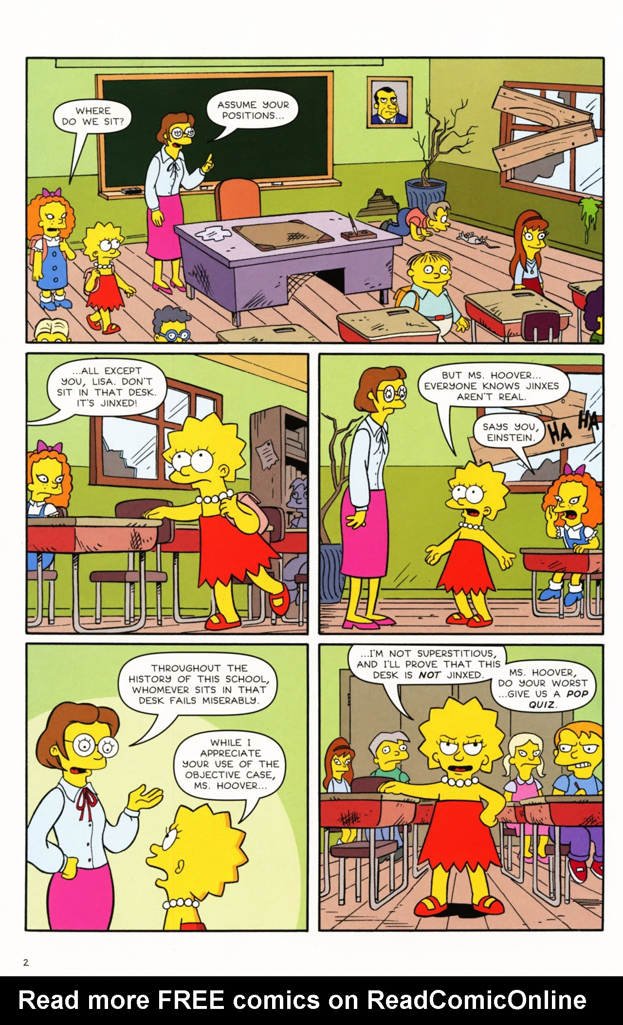 Read online Simpsons Comics Presents Bart Simpson comic -  Issue #53 - 4